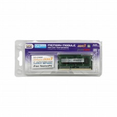 【D3N1600PS-L4G】CFD Panram DDR3-1600 ノート用メモリ 204pin SO-DIMM 4GBx1(低電圧1.35V)