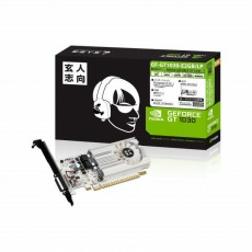 【GF-GT1030-E2GB/LP】NVIDIA GEFORCE GT 1030搭載 PCI-Express グラフィックボード