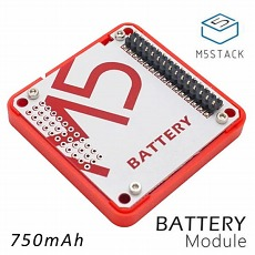 【M5STACK-BATTERY】M5Stack用バッテリーモジュール