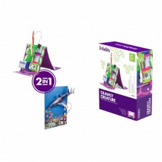 【CRAWLYCREATURE】littleBits HALL OF FAME KIT CRAWLY CREATURE