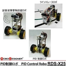 【RDS-X25-TYPE1】PID制御スターターセットRDS-X25(Type1)