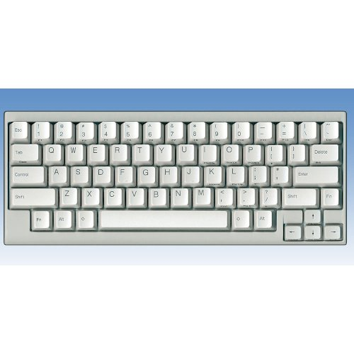 【PD-KB200WU】PFU HappyHackingKeyboard Lite2 英語配列 白