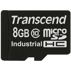 【TS8GUSDC10I】マイクロ SD 8 GB MicroSD Yes MLC Class 10