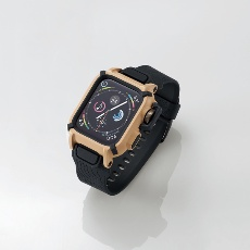 【AW-44BCNESTKH】Apple Watch用バンドケース(series 4/44mm)(カーキ)