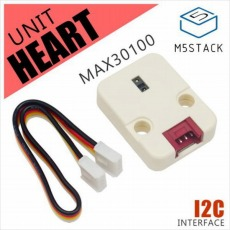 【M5STACK-HEARTRATE-UNIT】M5Stack用心拍センサユニット