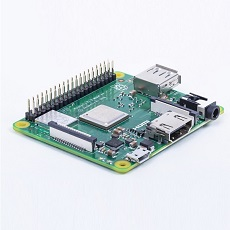 【RASPBERRYPI3A+】Raspberry Pi 3 Model A+