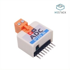 【M5STACK-U069】M5StickC ADC Hat(ADS1100搭載)