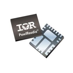 【IR4301MTRPBF】Class D audio amplifier IC