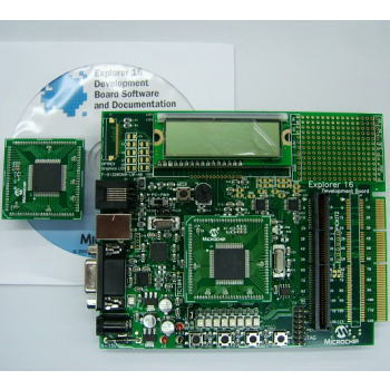 【DM240001】【在庫処分セール】EXPLORER16 DEVELOPMENT BOARD