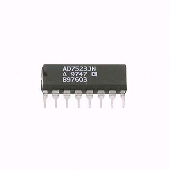 【AD7523JN】8-Bit Multiplying D/A Converters