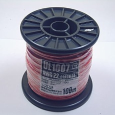 UL1007AWG22-100MR(OR)