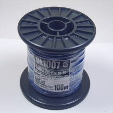 UL1007AWG26-100MR(BL)