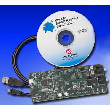 【DM330011】MPLAB Starter Kit for dsPIC DSCs