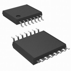【SN74LV08APWR】IC GATE AND 4CH 2-INP 14TSSOP