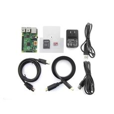 【110060046】Quick Starter Kit with Raspberry Pi B/B+/A+