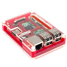 【114110004】Pibow Coupe Enclosure for Raspberry Pi Model B+