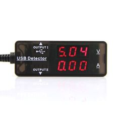 【114990067】USB Current Voltage Detector