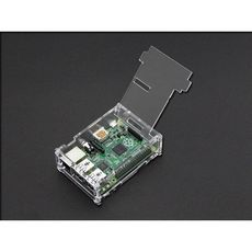【114990130】Raspberry Pi B+&2&3 Acrylic Enclosure