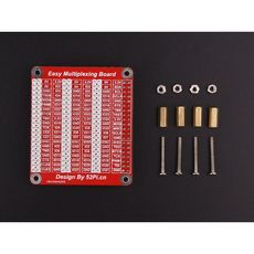 【114990168】Raspberry PiGPIO Triple Expand Board