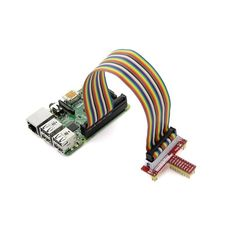 【321070032】Raspberry Pi A+/B+/2 40pin to 26pin Cable