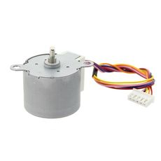 【800182001】Small Size and High Torque Stepper Motor - 35BYJ412