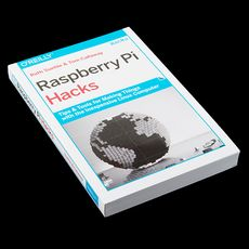 【BOK-12730】Raspberry Pi Hacks