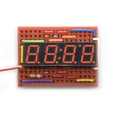【COM-09483】7-Segment Display - 4-Digit (Red)