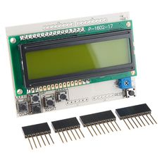 【DEV-13293】LCD Button Shield V2