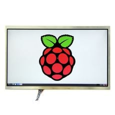 【DIS00200M】10.1''LCD Display - 1366x768 HDMI/VGA/NTSC/PAL