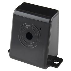 【PRT-12846】Raspberry Pi Camera Case - Black Plastic