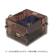 【PICO-LASER-CUT-CASE-A】Raspberry PI for A+用UPSレーザーカットケース
