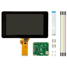 【899-7466】Raspberry Pi 7インチ Touch Screen LCD
