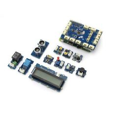 【110060161】Grove Pi+ Starter Kit for Raspberry Pi A+/B/B+/2/3 (CE certified)