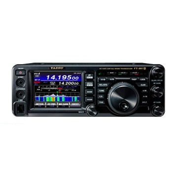 【FT-991A】HF/50/144/430MHz帯オールモードトランシーバー 送信出力 100W (144/430MHz 50W) 2アマ免許