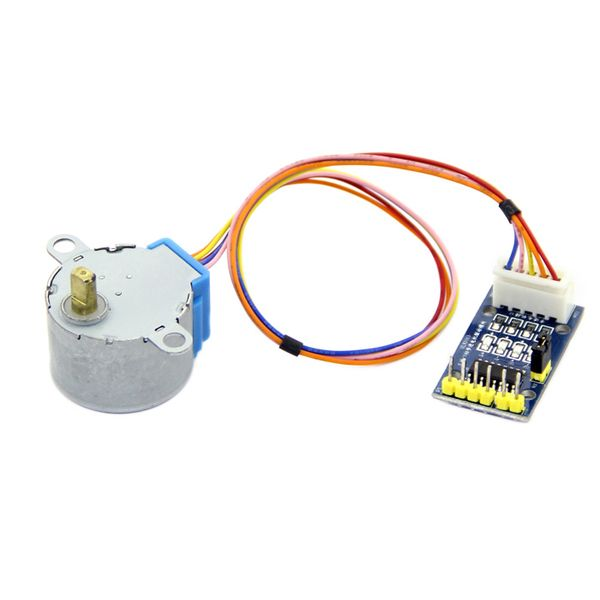 【108990000】Gear Stepper Motor with Driver