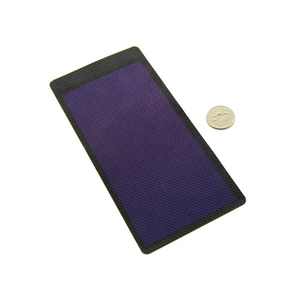 【114990058】2V 1W Thin-film Flexible Solar Panel