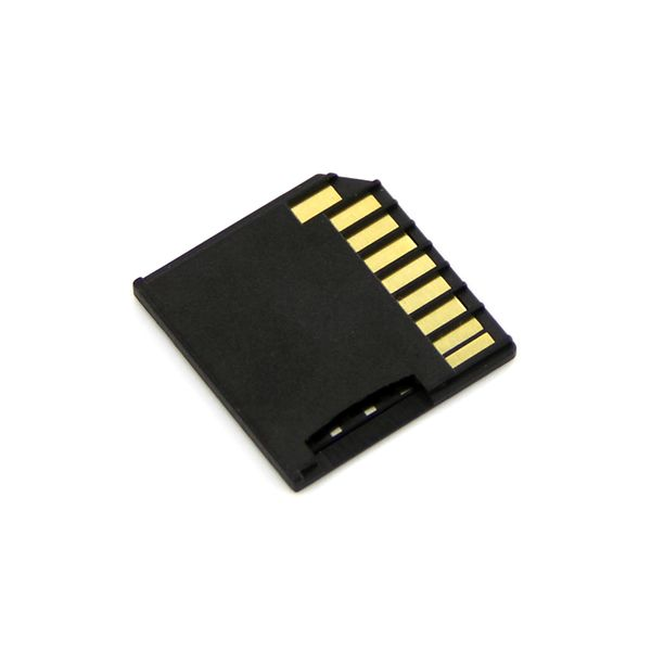 【328030004】Micro SD Card Adapter for Raspberry & Macbooks - Black