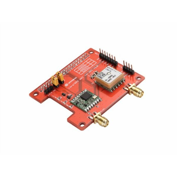 【113990254】LoRa/GPS HAT for Raspberry Pi(868MHz仕様)