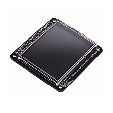 【104990222】【在庫処分セール】PiShow 2.4 inch Resistive Touch Display