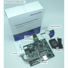 【RTK500565NS10000BE】Renesas Starter Kit+ for RX65N(E1エミュレータ付き)