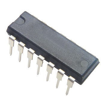 【LM324N】Low Power Quad Operational Amplifier 14MDIP