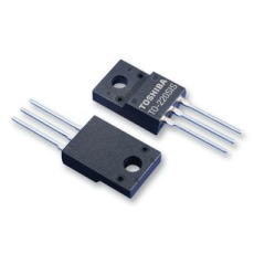 【TK4A60D】MOSFET N CH 600V 4.0A TO220SIS