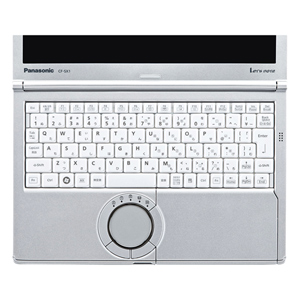 ノート用キーボード防塵カバー(Panasonic Let's note SX、NX用)【FA-NLETSNX】