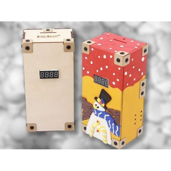 Coin Counting Box【110020028】