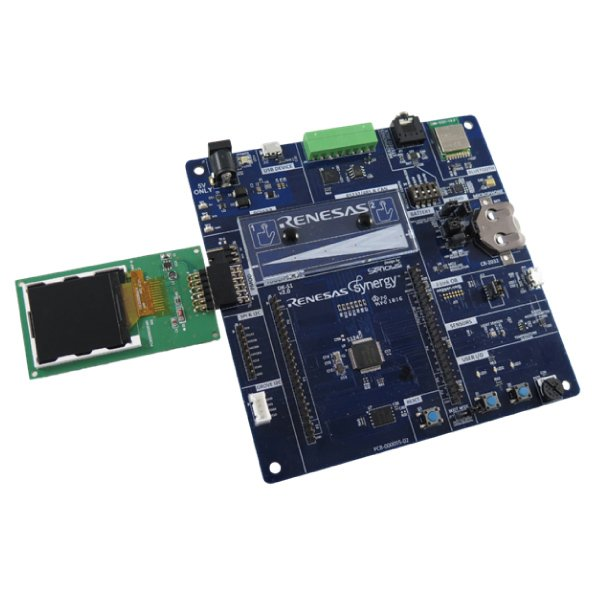 Renesas Synergy S124開発キット DK-S124【YSDKS124S20】