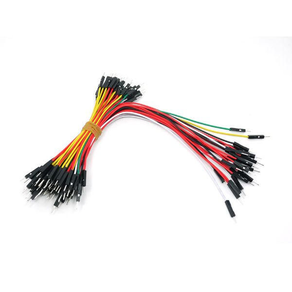 Breadboard Jumper Wire Pack(200mm/100mm)【110990049】